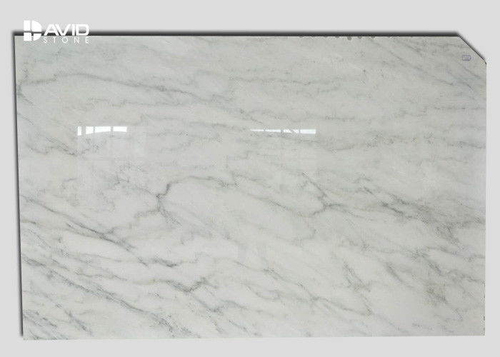 China Dong Fang Bai EastWhite marble semi translucent marble 18mm